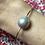 Thumbnail: 16mm grey pearl bangle