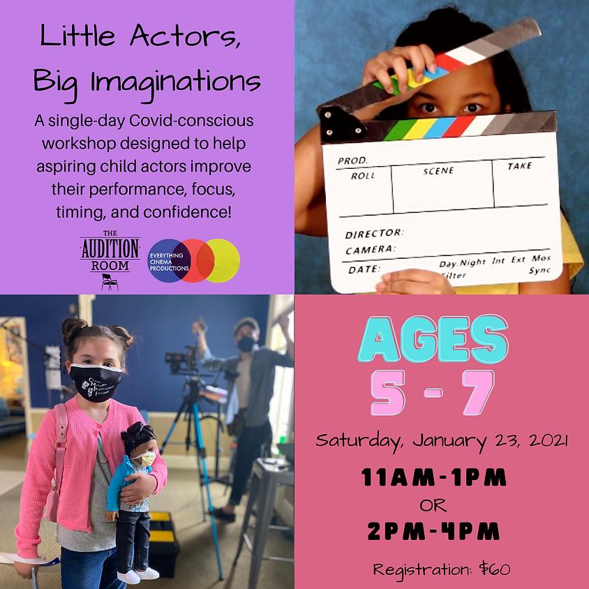 Little Actors, Big Imaginations