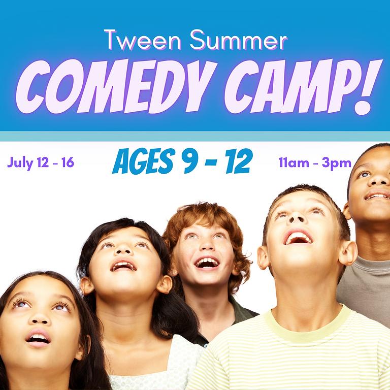 Tween Summer Comedy Camp
