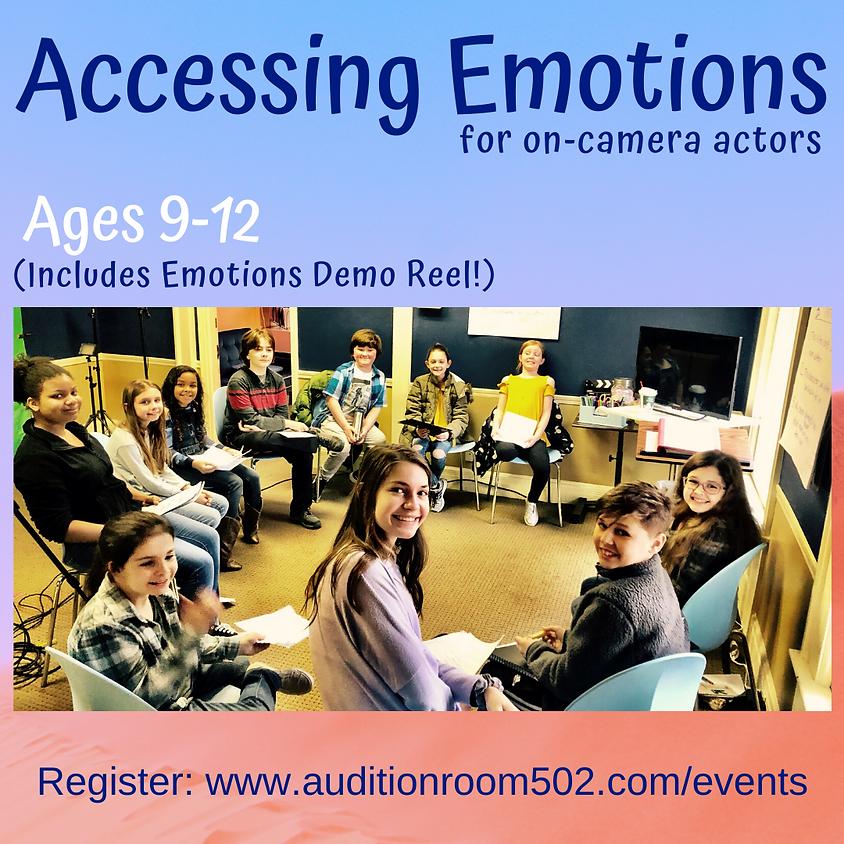 Accessing Emotions [Tweens, 9-12]