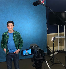 COMMERCIAL AUDITION Masterclass [AGES 9-