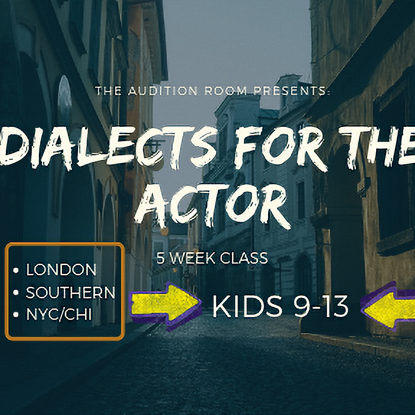 KIDS Dialects for the Actor