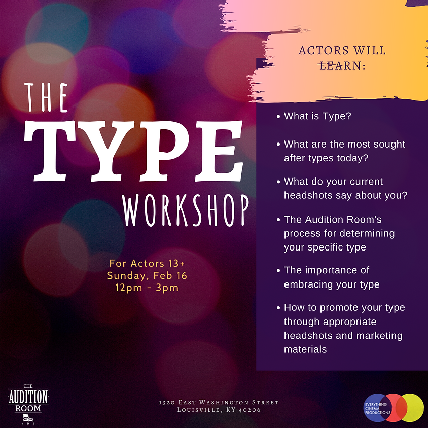 The TYPE Workshop 2020