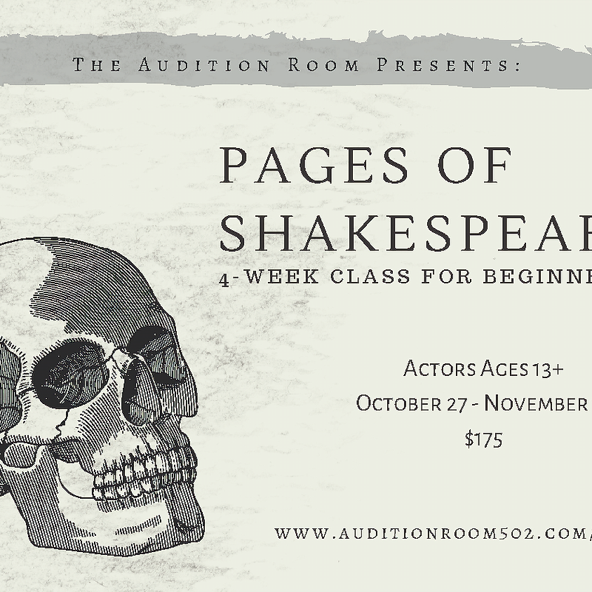 Pages of Shakespeare