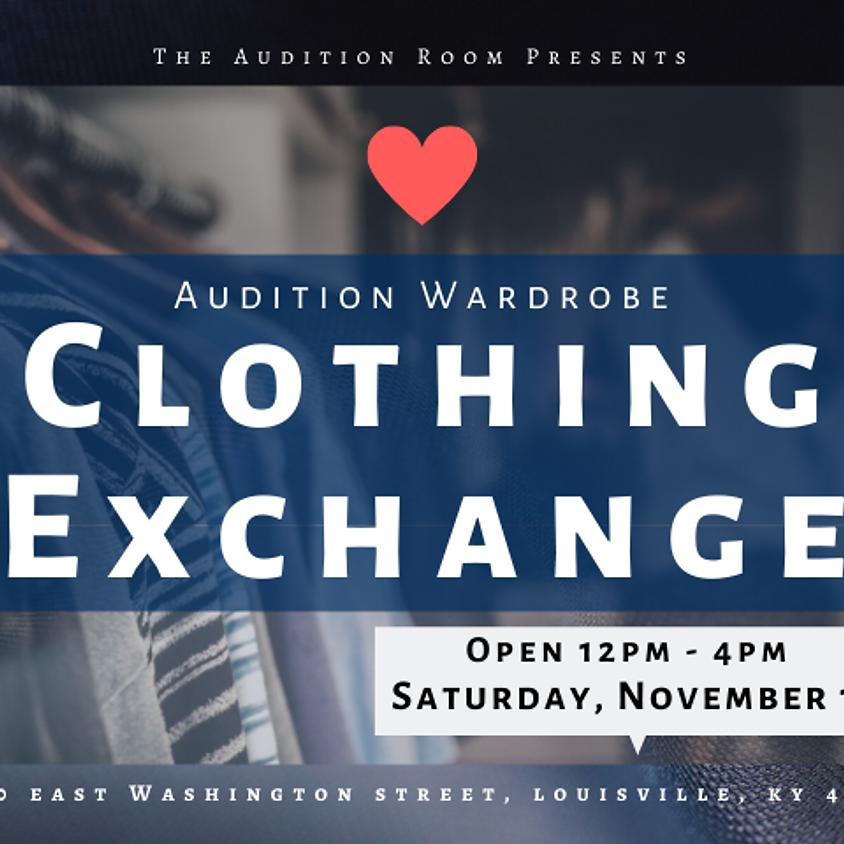 Audition Wardrobe Clothing Exchange