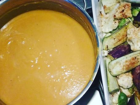 Velvety Pumpkin Soup