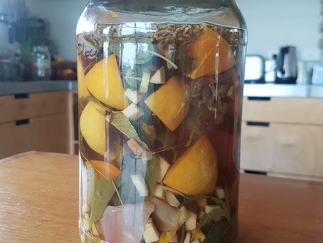 Herbal Vinegars, a How-To Guide