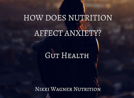 ANXIETY AND GUT HEALTH: THE GUT-BRAIN-IMMUNE SYSTEM TRIAD