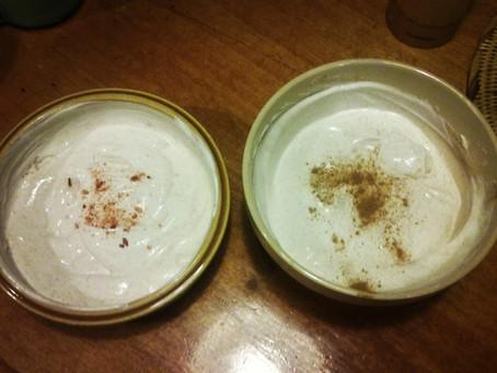 Sweet and Savory Yogurts