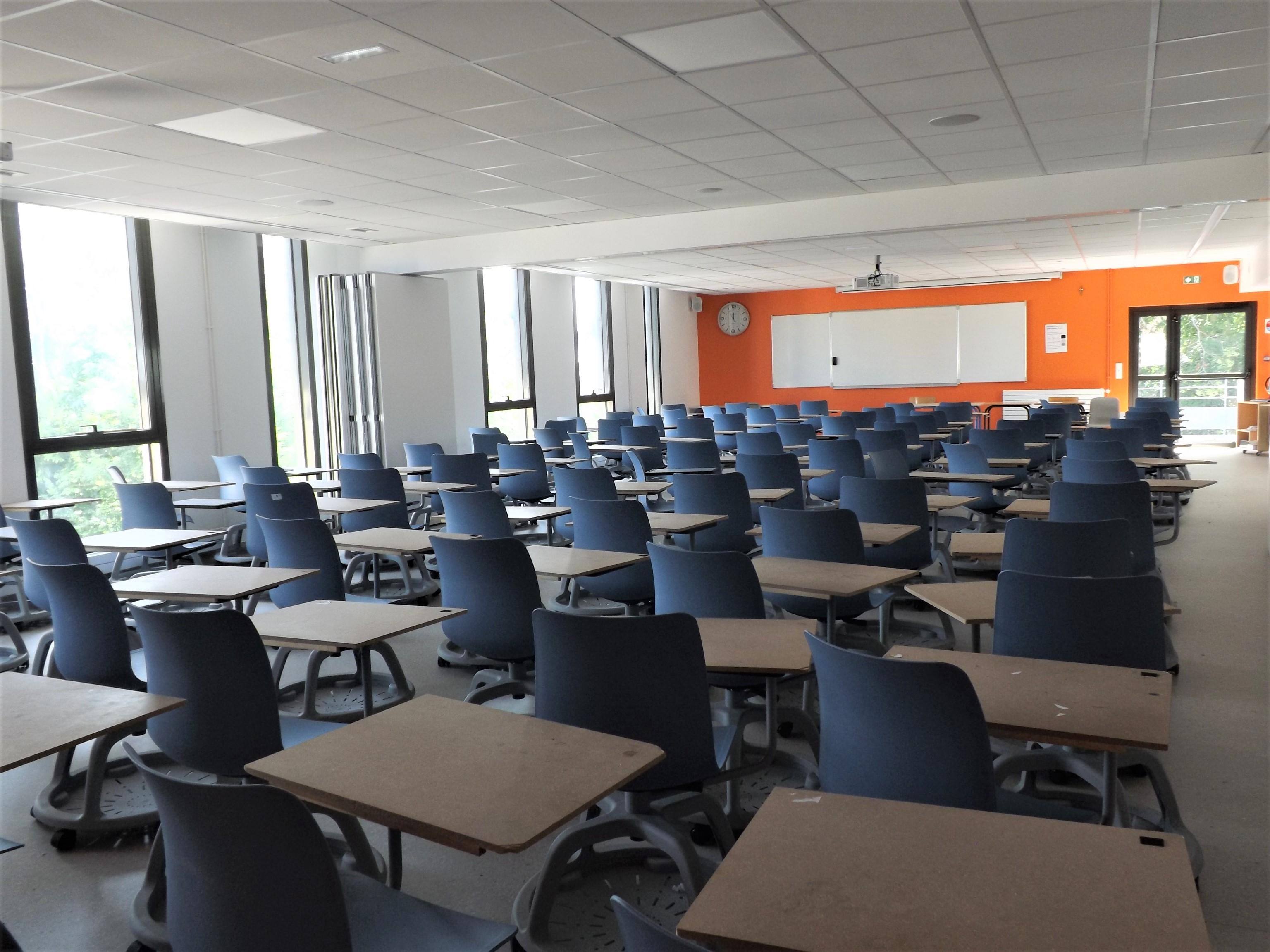 La salle des devoirs