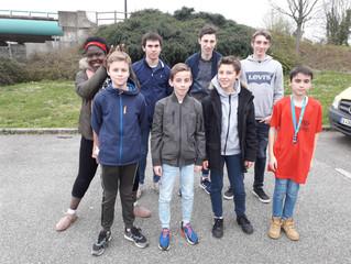 Championnat régional de Tennis de table à Alençon