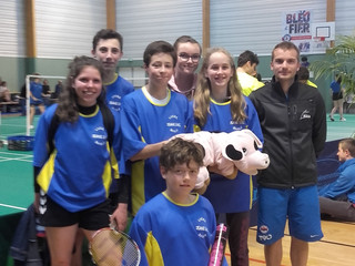 Championnats de France de Badminton 2018