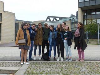 Projet ERASMUS à Cologne