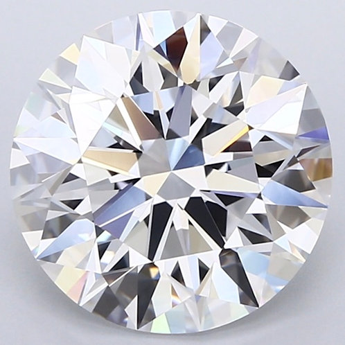 Natural round brilliant diamond 1.30 F VS2 GIA certificate