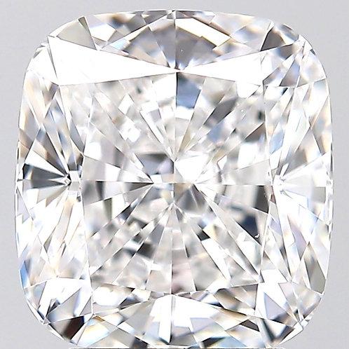 Diamant taille coussin 2 carats couleur G qualité VS2