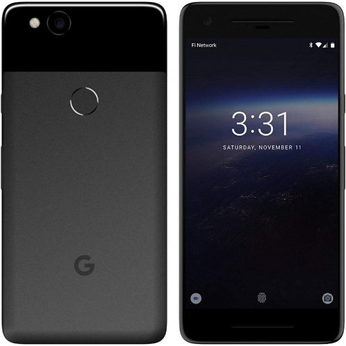 Google Pixel 2 Just Black-64GB + 4GB