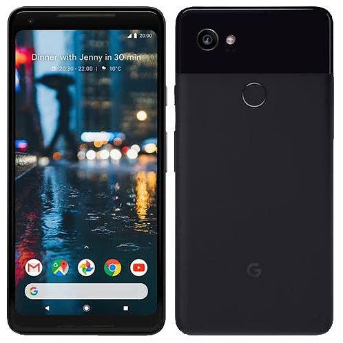 Google Pixel 2 XL Just Black -128GB+4GB