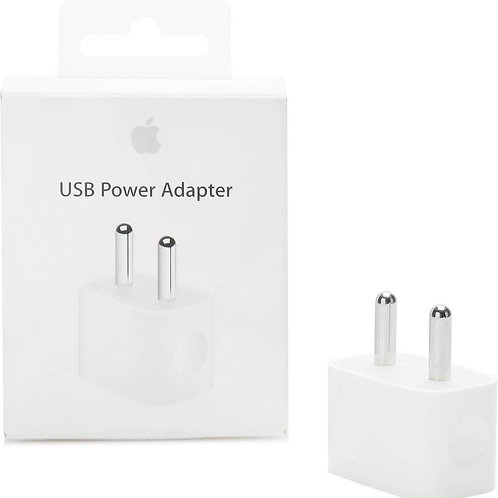 Apple ML8M2HN/A 5W Mobile Charger  (White)