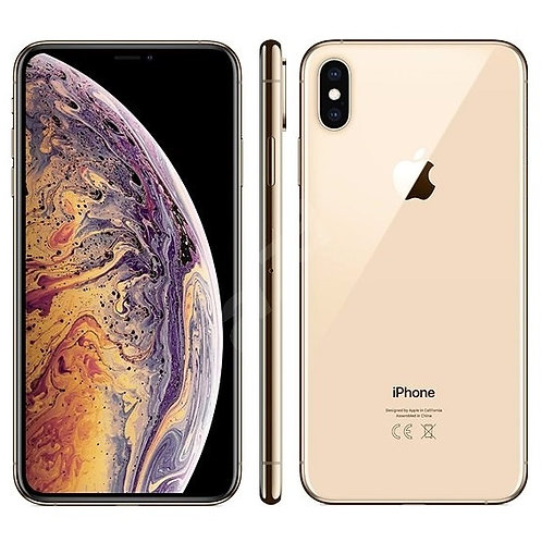 Apple iPhone XS MAX-256GB ( Gold )