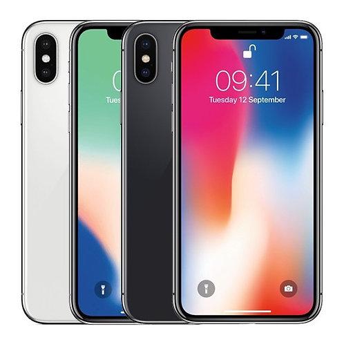 Apple iPhone X-64 GB- Space Grey