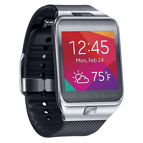 Samsung Gear 2 Charcoal Black Smartwatch