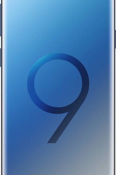 Samsung Galaxy S9 Plus (64 GB,6 GB RAM)-Polaris Blue