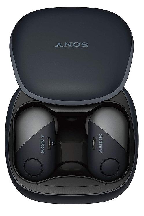 Sony SP700N True Wireless Noise Canceling Sports in-Ear Headphones