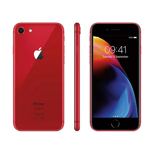 Apple iPhone 8- Product red 64GB
