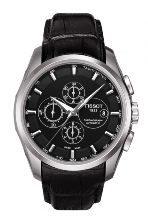 Tissot Couturier Automatic Chronograph Men's Watch