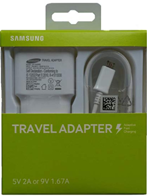 Samsung 9Volt 20Amp Travel Adapter With 3 Ft Micro USB Cable