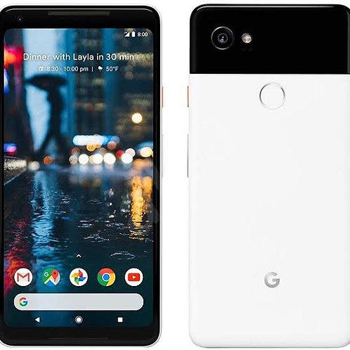Google Pixel 2 XL Black & White -64GB+4GB