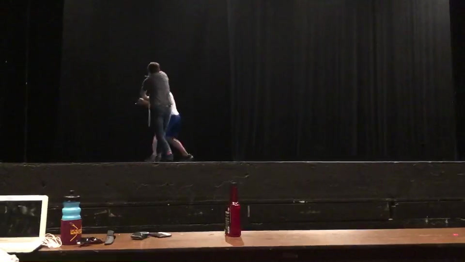 Testing for Longsword in Stage Combat