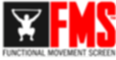 Functional Movement Screen logo, FMS