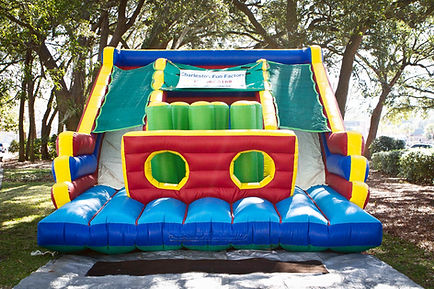 inflatable Obstacle course in Mount Pleasant
