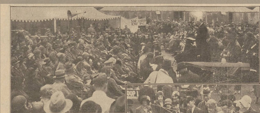 1931-06 Winston Churchill's visit to Fol