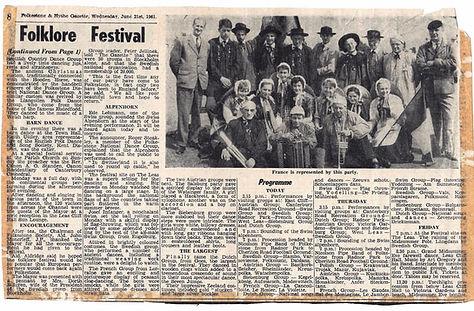 1961 Folkestone Folklore Festival 2 (Pat