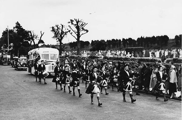 1953 coronation carnival (Patricia River