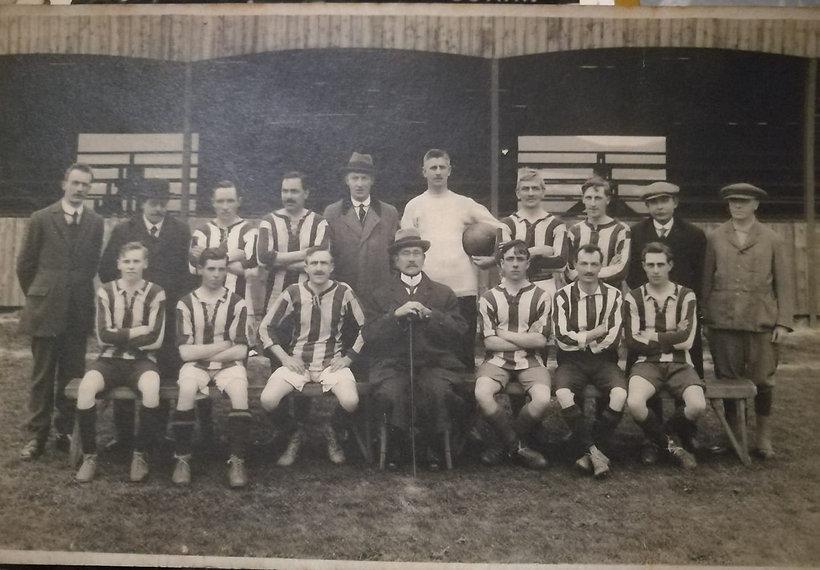 1920s (Paul Crocker) Folkestone Post Off