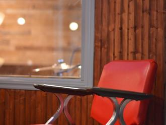 SG Studios Barber Chair