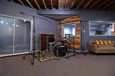 SG Studios Tracking Room One of The Best In Dallas Fort Worth Texas