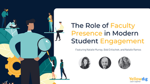 The Role of Faculty Presence in Modern Student Engagement