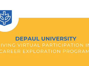 Driving Virtual Participation in a Career Exploration Program
