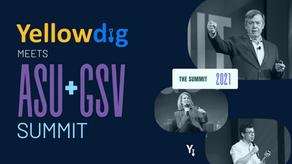 Team Yellowdig Meets The ASU+GSV Summit 2021