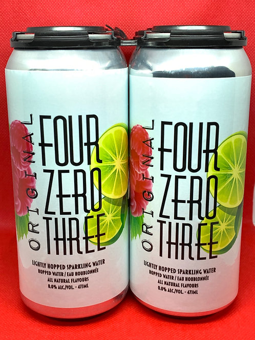 Sparkling Hopped Water 24 pack