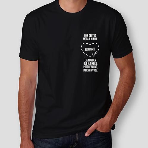 Camiseta Ansiedade