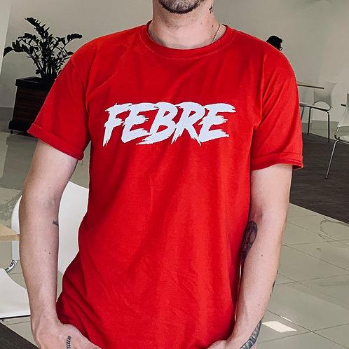 Camiseta Febre