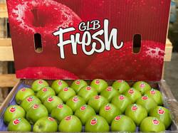 GLB Fresh 18 kg elma kutusu
