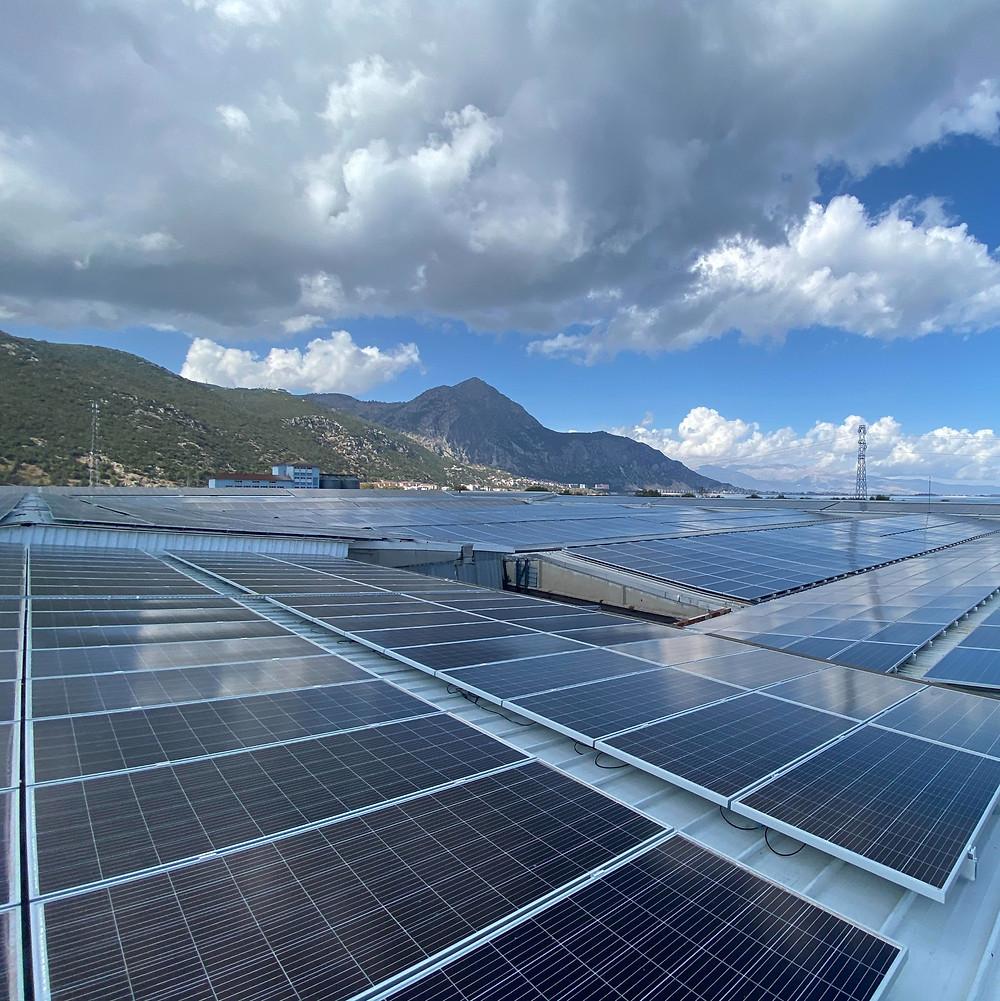 gülbudak güneş enerjisi
