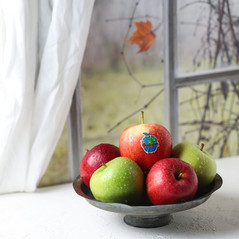 Vitamin Dolu Bir Sonbahar