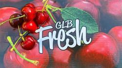 GLB Fresh 2 kg kiraz kutusu